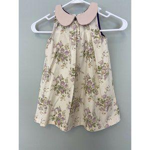 Handmade Floral Dress Boutique est size 2/3T